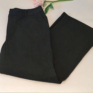 Lauren by Ralph Lauren gray wool pant, size 16